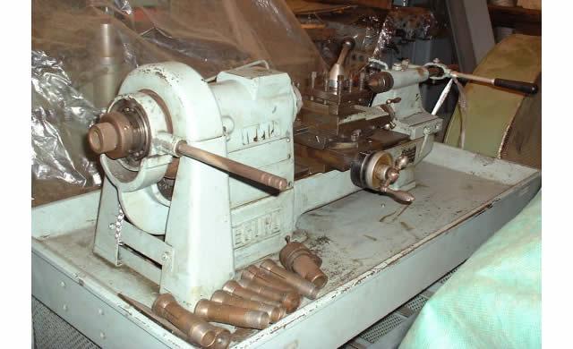 小型精密旋盤 LB-8