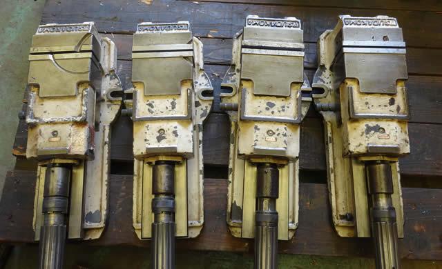 油圧バイス VH125-220