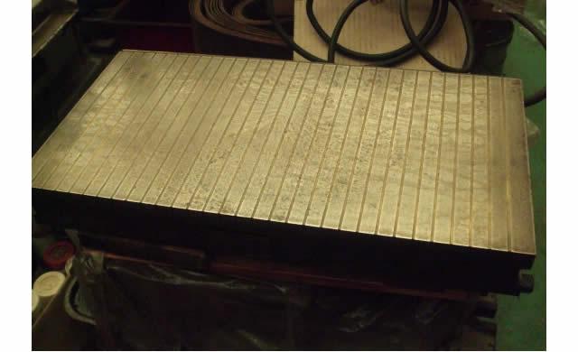 平面研削盤用平型マグネット