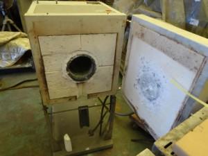 ラボラトリー用溶解炉