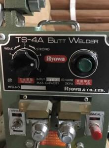 鋸刃溶接機 TS-4A