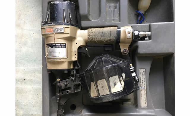 コイルネーラー 釘打ち機 CM-630/NC65V5