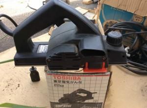 電気カンナ 82mm SMP-82A1