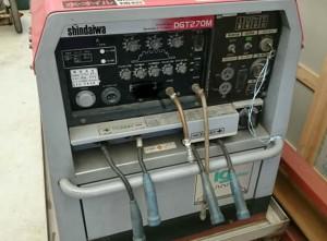エンジンTIG溶接機 DGT-270M