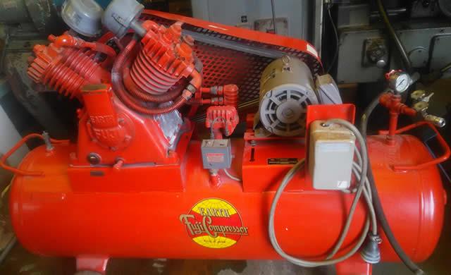 高圧コンプレッサー W-35