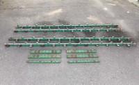 ローラー ソロバン 4本セット