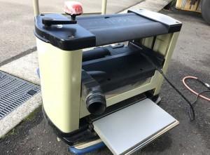 電動カンナ TR-163EP