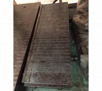 平面研削盤用マグネットチャック 150×400