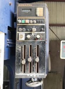 プレスブレーキ PHS50x125
