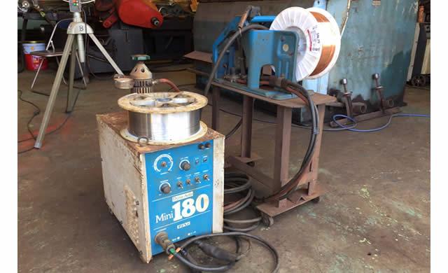 半自動溶接機 Dyna Auto Mini180 CMM-235