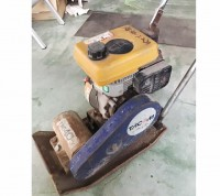 ユニプレート プレートランマー TPD40EY