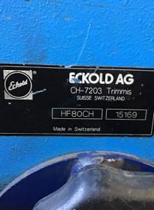 板金成形機 クラフトフォーマー HF80CH