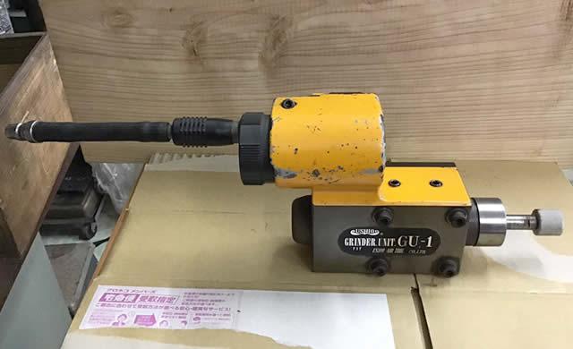 円筒研磨機 GU-1 ※本体のみ