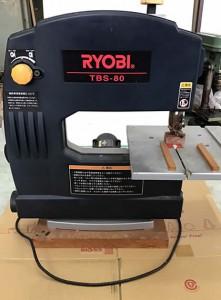 卓上木工バンドソー TBS-80